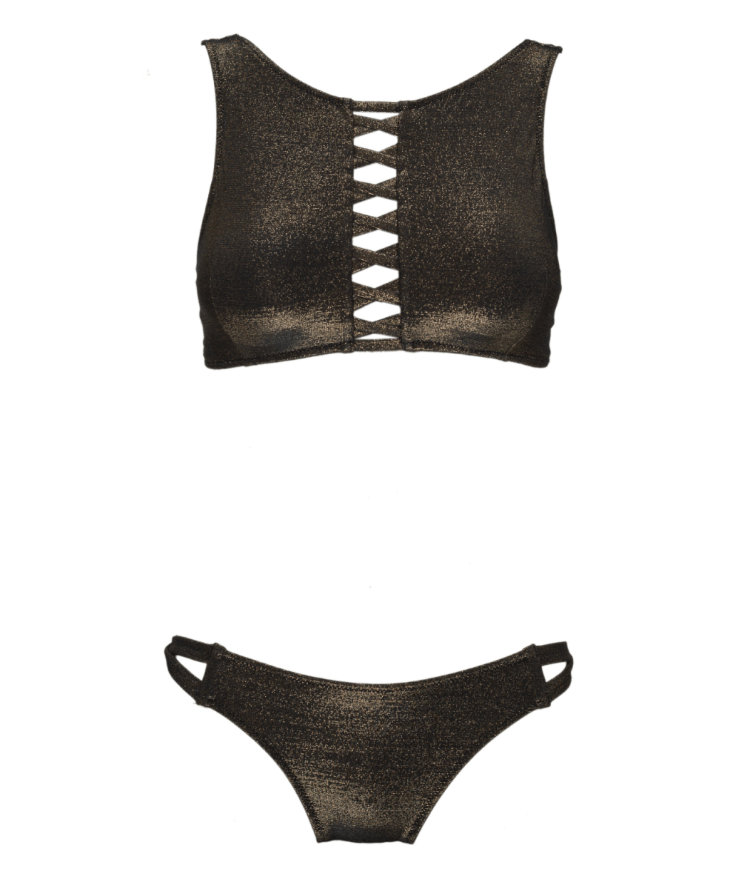 ROS Lisbon - PRAIA DA FRENTE Black Glitter 4